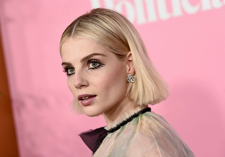 "Lucy Boynton attends the premiere of Netflix's ""The Politician"" at the DGA New York Theater, in New YorkNY Premiere of Netflix's ""The Politician"", New York, USA - 26 Sep 2019"