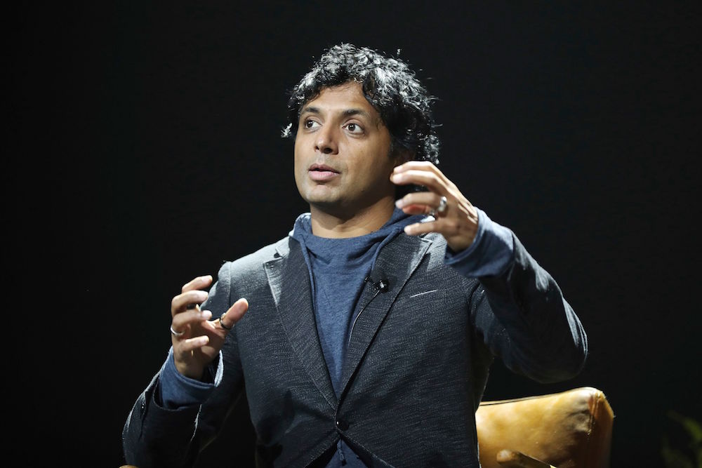 'Servant': M. Night Shyamalan Reveals 'Weird and Scary' Premise of His Apple TV+ Series — Watch