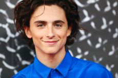 Timothee Chalamet arrives for the Australian premiere of the movie 'The King' at The Ritz Cinema in Randwick, Sydney, Australia, 10 October 2019.The King film premiere in Sydney, Australia - 10 Oct 2019