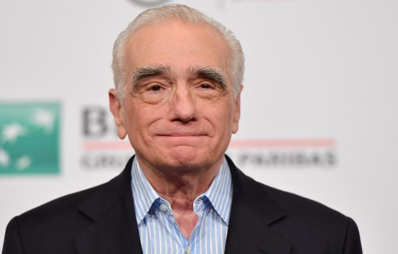 Martin Scorsese poses during the photocall for 'The Irishman' at the 14th annual Rome Film Festival, in Rome, Italy, 21 October 2019. The film festival runs from 17 to 27 October.The Irishman - Photocall - Rome Film Festival 2019, Italy - 21 Oct 2019