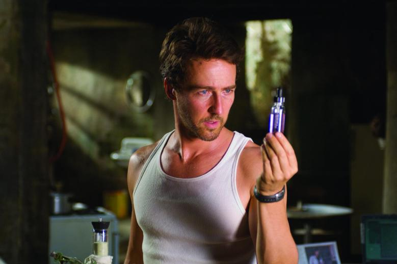 Editorial use only. No book cover usage.Mandatory Credit: Photo by Snap Stills/Shutterstock (2070661o) Edward Norton The Incredible Hulk - 2008