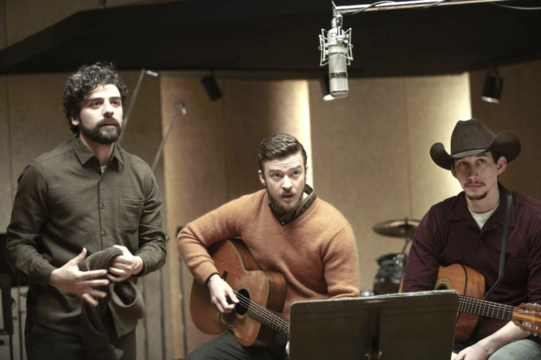 Editorial use only. No book cover usage.Mandatory Credit: Photo by Moviestore/Shutterstock (3553668a)Inside Llewyn Davis Oscar Isaac, Justin Timberlake, Adam Driver, Ethan CoenInside Llewyn Davis - 2013