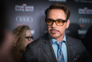 Robert Downey Jr.'Captain America: Civil War' film screening, New York, America - 04 May 2016