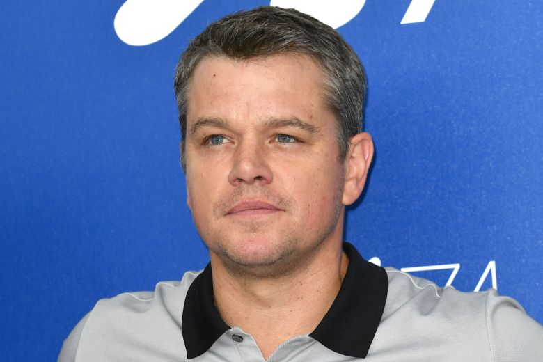 Matt Damon'Suburbicon' photocall, 74th Venice International Film Festival, Italy - 02 Sep 2017