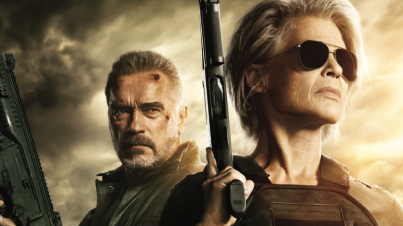 James Cameron Says 'Terminator: Dark Fate' Editing Was a Bloodbath of Creative Differences