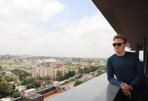 """Conan O'Brien in """"Conan in Ghana"""""""