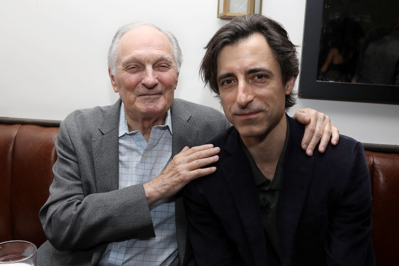 "Alan Alda and Noah Baumbach (Writer, Director)New York Tastemaker for NETFLIX's ""MARRIAGE STORY"", USA - 21 Oct 2019"