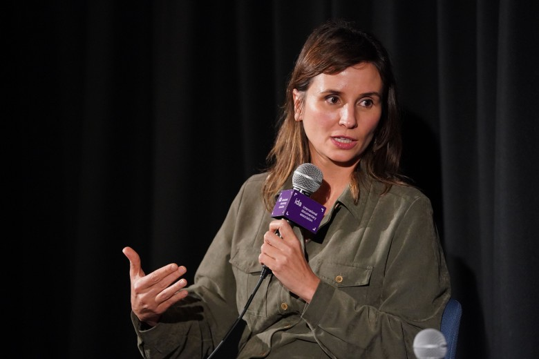 Petra Costa'On the President's Orders' IDA film screening, Los Angeles, USA - 30 Oct 2019