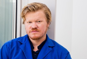 Jesse Plemons poses for a portrait, in New YorkJesse Plemons Portrait Session, New York, USA - 23 Oct 2019
