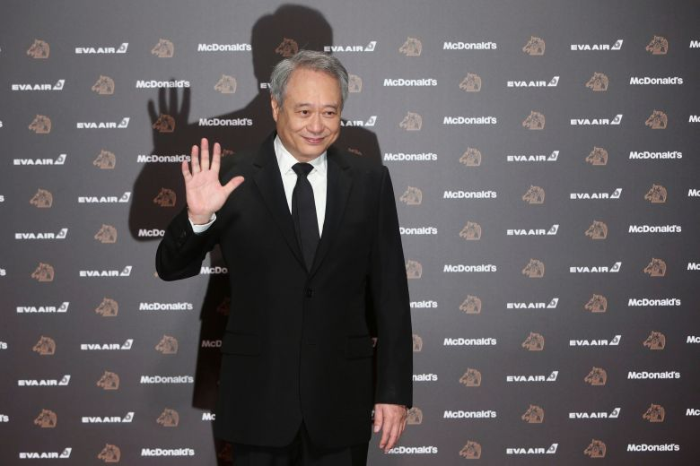 Taiwanese director Ang Lee poses on the red carpet at the 56th Golden Horse Awards in Taipei, Taiwan, . Lee is the guest at this year's Golden Horse Awards, one of the Chinese-language film industry's biggest annual eventsGolden Horse Awards, Taipei, Taiwan - 23 Nov 2019