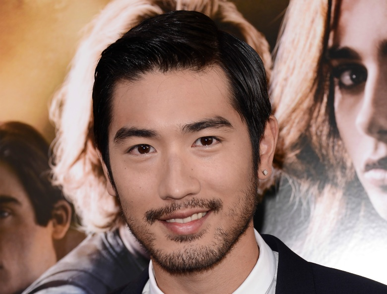 IMG GODFREY GAO, Taiwanese-Canadian Model and Actor
