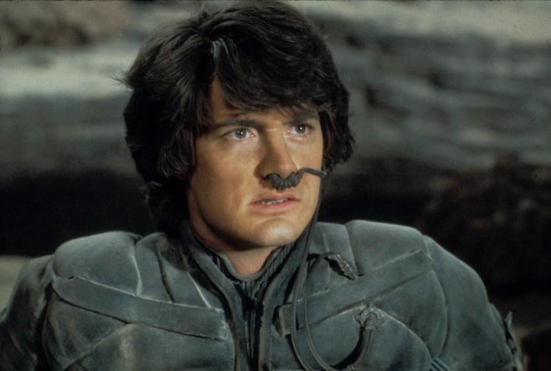 "Kyle MacLachlan, ""Dune"""