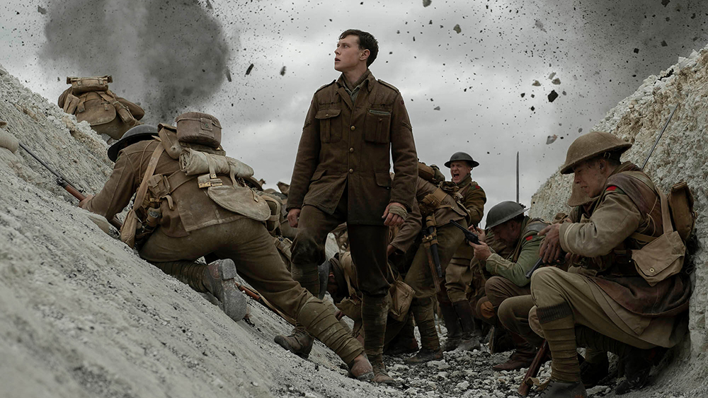 '1917': Sam Mendes' Single-Take War Epic Has Crashed the Crowded Oscar Party