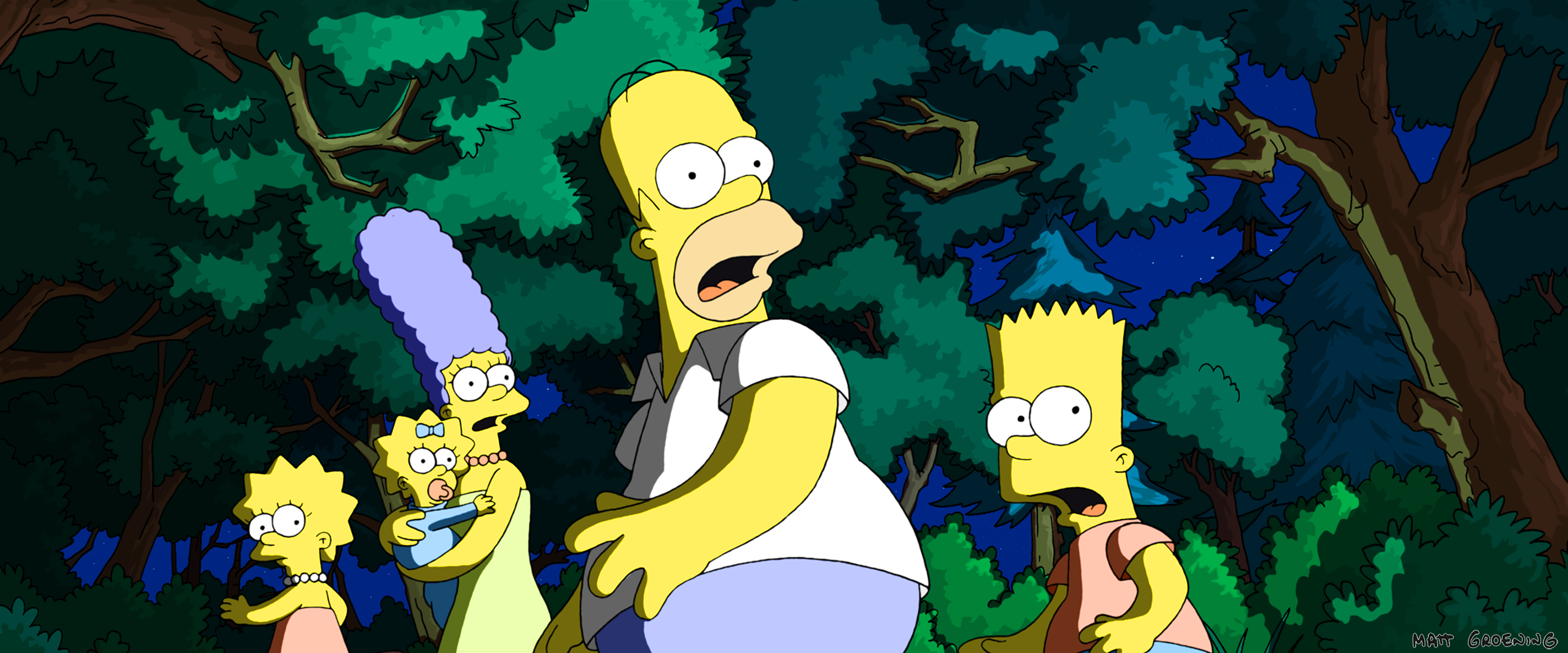 The Simpsons Is Streaming On Disney In The Wrong Aspect Ratio Indiewire