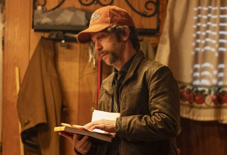 """Tim Blake Nelson in """"Watchmen"""""""