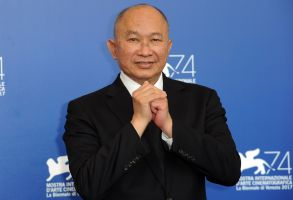 John Woo'Manhunt' photocall, 74th Venice International Film Festival, Italy - 08 Sep 2017