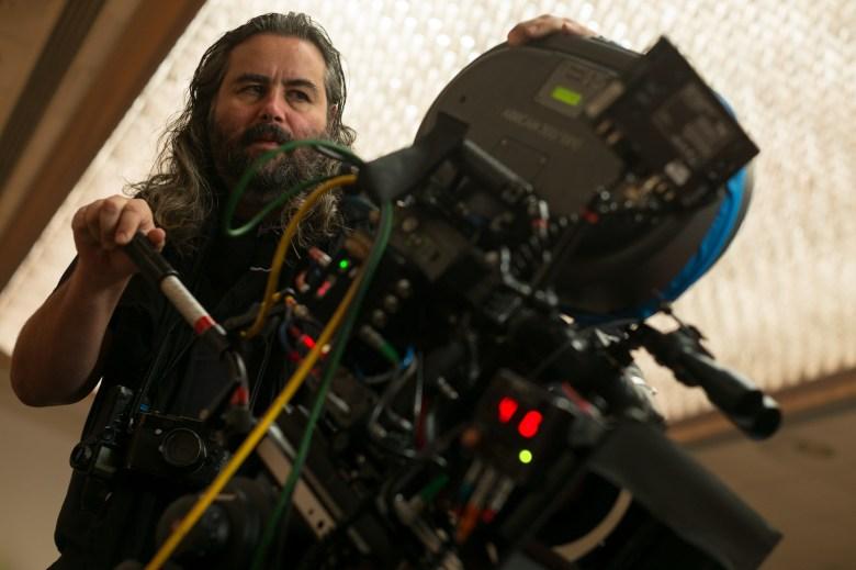 """Ad Astra"" Cinematographer Hoyte van Hoytema"