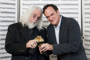 Quentin Tarantino Makes Heartfelt Appearance to Celebrate DP Robert Richardson in Poland