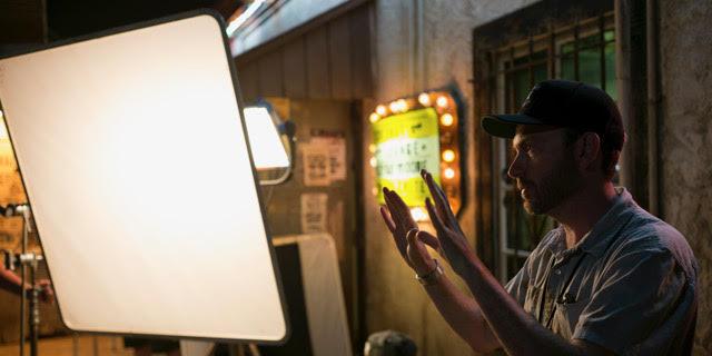 """""""Dolemite Is My Name"""" cinematographer Eric Steelberg"""