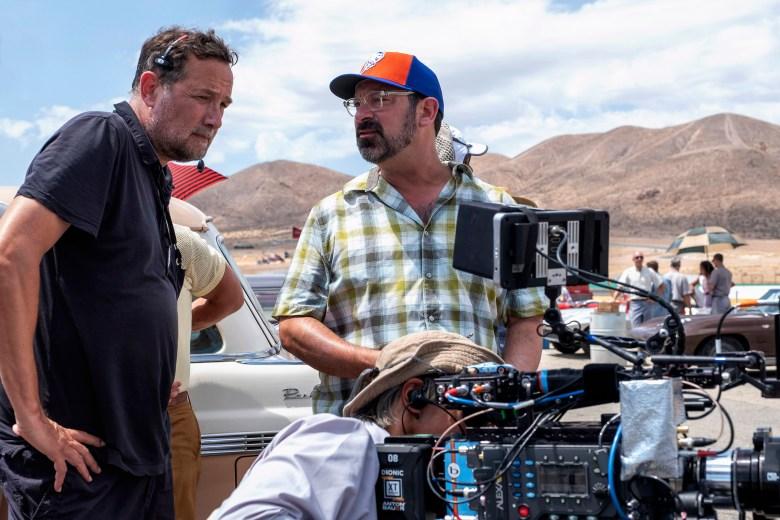"'Ford v Ferrari"" DP Phedon Papamichael and director James Mangold"