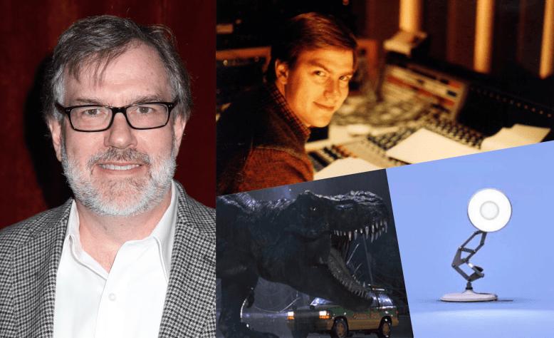 Sound designer and mixer Gary Rystrom