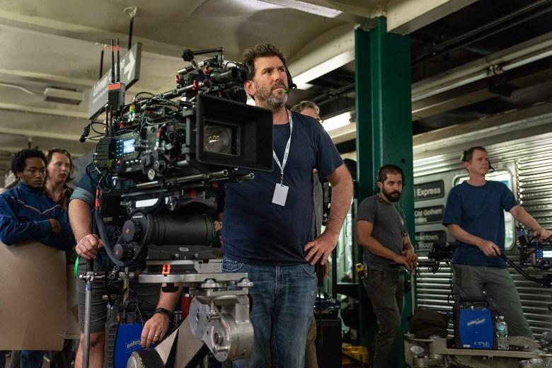 """""""Joker"""" cinematographer Lawrence Sher"""