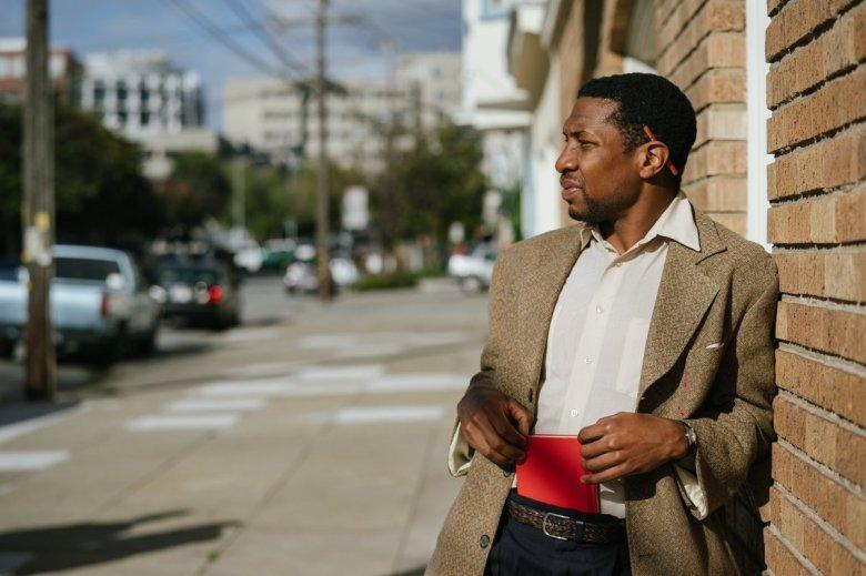 Jonathan Majors in 'The Last Black Man in San Francisco'