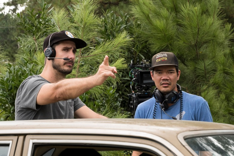 """Just Mercy"" DP Brett Pawlak and director Destin Daniel Cretton"