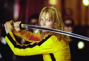 Editorial use only. No book cover usage.Mandatory Credit: Photo by Snap Stills/Shutterstock (2072185m)Uma ThurmanKill Bill Vol 1 - 2003