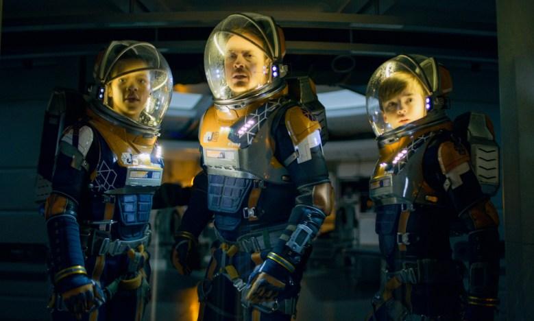LOST IN SPACE Season 2 Netflix