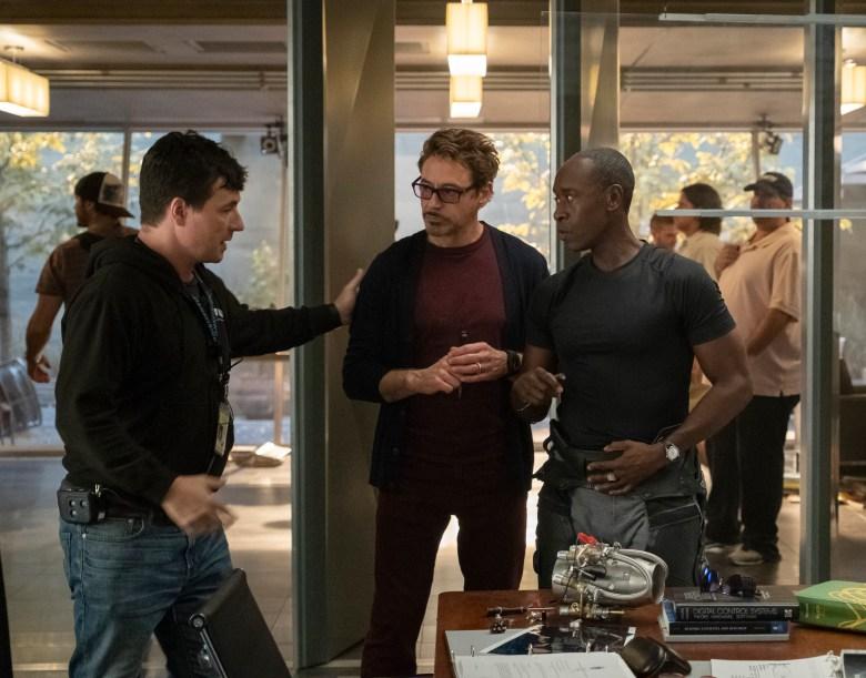 """""""Avengers: Endgame"""" Cinematographer Trent Opaloch"""