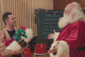 'Magic for Humans': Justin Willman's Netflix Returns, Confusing Santas and Making People Disappear