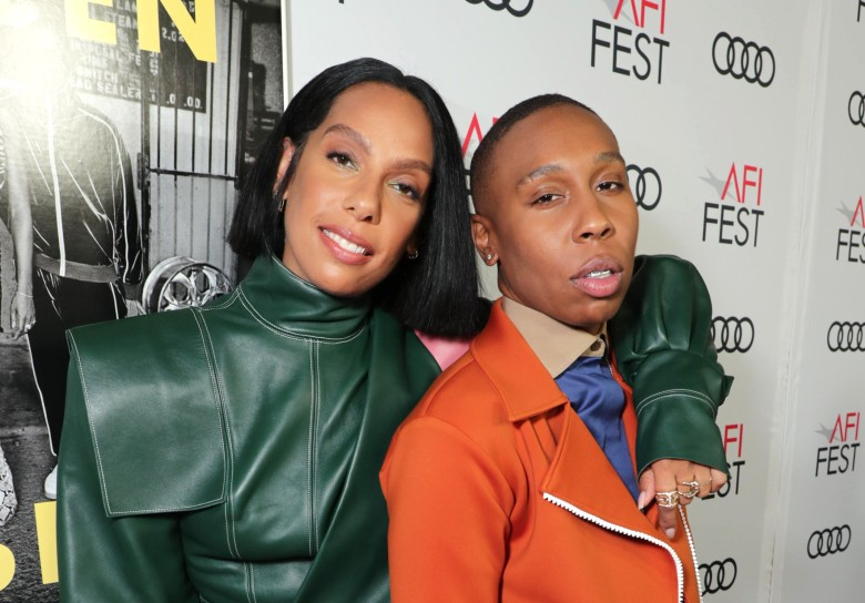 Melina Matsoukas, Director/Producer, and Lena Waithe, Writer/Producer, attend the QUEEN & SLIM World Premiere Gala Screening at AFI FEST 2019 in Hollywood, CA on Thursday, November 14, 2019. QUEEN & SLIM World Premiere Gala Screening at AFI FEST 2019, Arrivals, TCL Chinese Theatre, Los Angeles, CA, USA - 14 Nov 2019