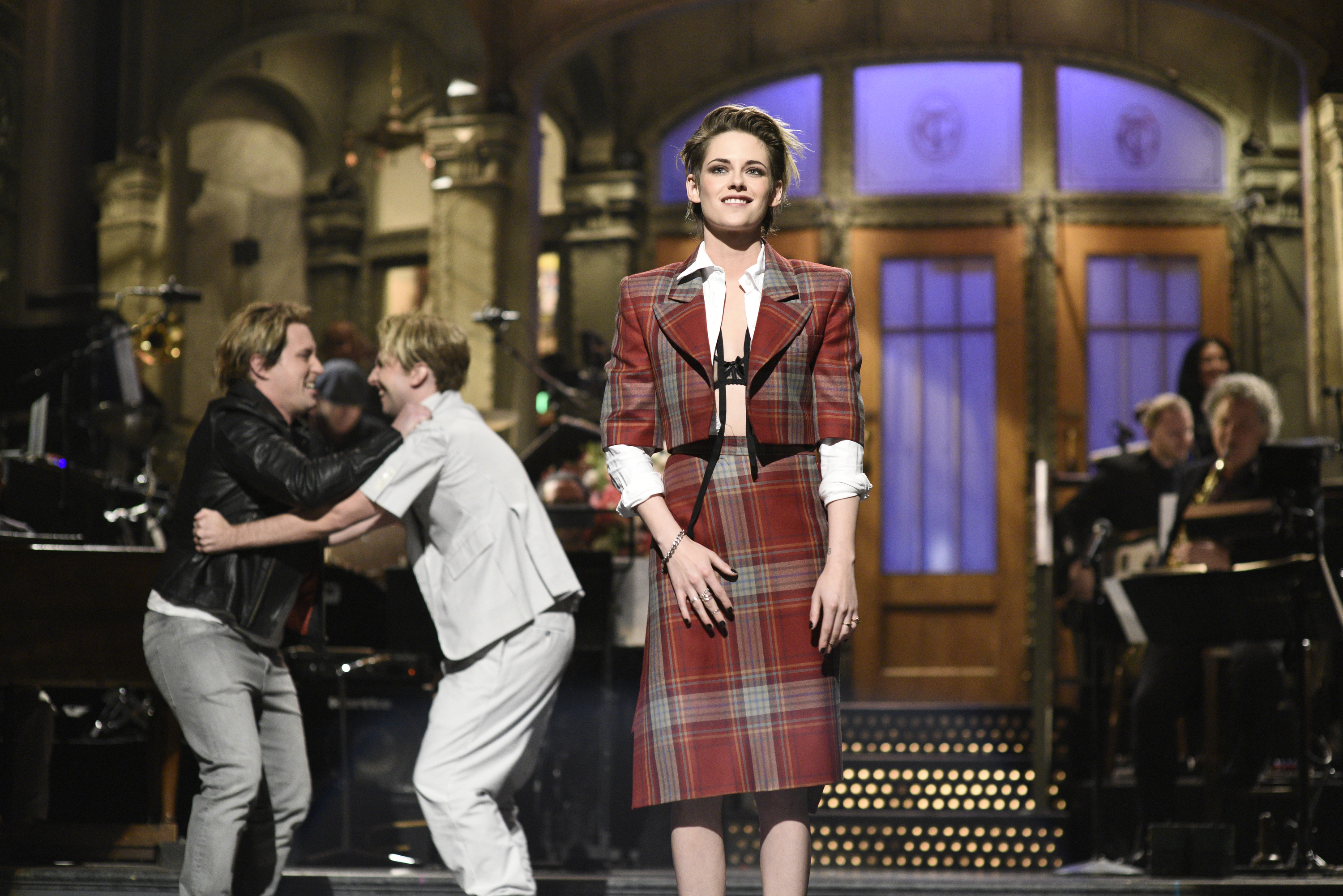 'Saturday Night Live' Review: The Best and Worst of Kristen Stewart's Return