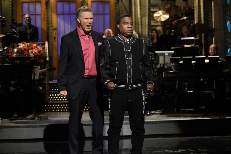 "Will Ferrell, Tracy Morgan, ""Saturday Night Live"""