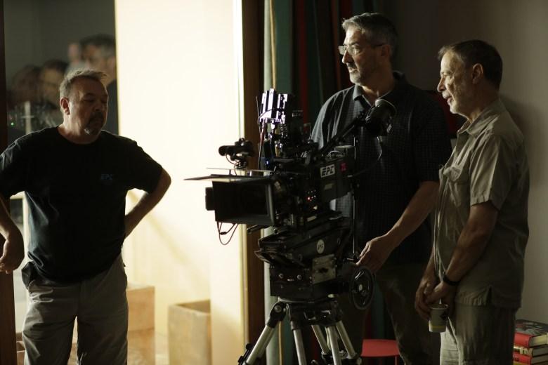 """Pain and Glory"" cinematographer José Luis Alcaine"