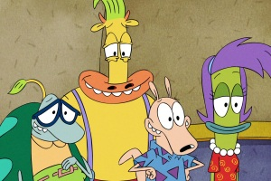 Netflix and Nickelodeon Announce Multi-Year Original Animated Films and Series Deal