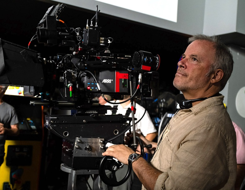 """Richard Jewell"" cinematographer Yves Bélanger"