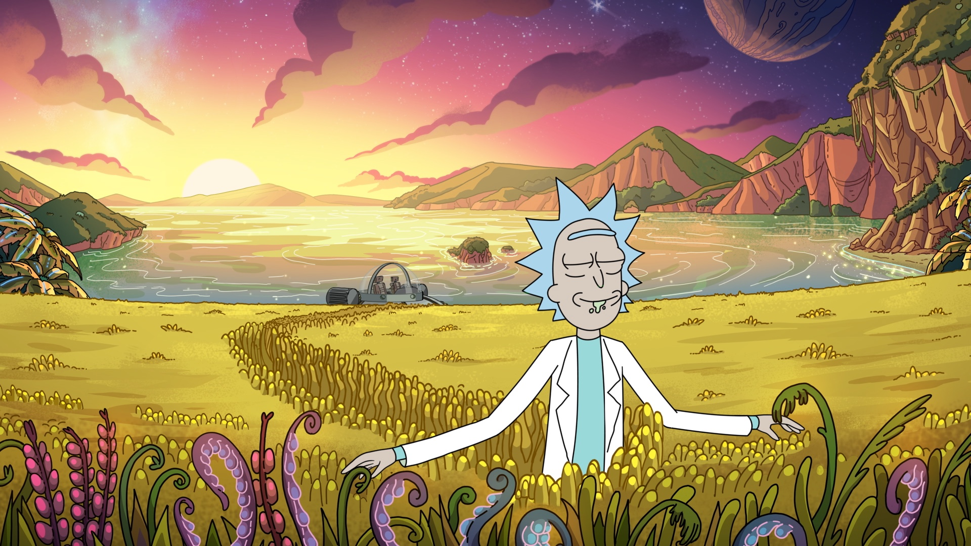 Rick And Morty Season 4 Episode 2 Review Old Man And The