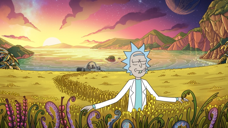 Rick and Morty Season 4 Episode 2