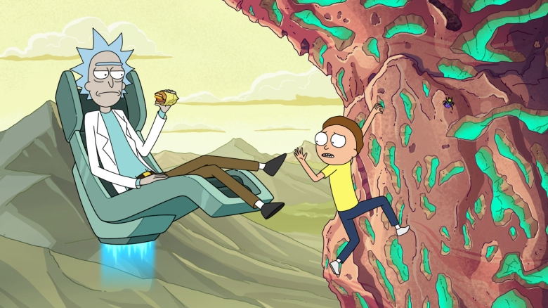 Rick and Morty' Season 4 Trailer, Release Date | IndieWire