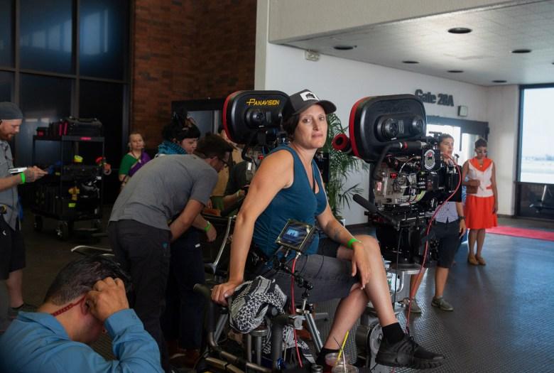 """Seberg"" Cinematographer Rachel Morrison"