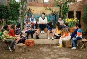 """John Mulaney and the Sack Lunch Bunch"" Netflix Season 1"