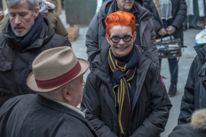 Influencers: Sandy Powell, Costume Designer as Rock Star