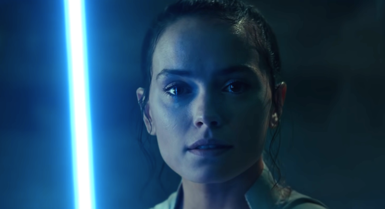 Daisy Ridley Rey Is Not Satisfied With Answer About Her Parents Indiewire