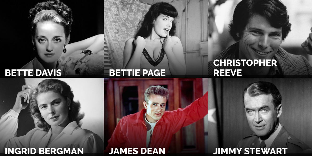 Jimmy Stewart, Bette Davis, and More Could Be Next 'Digital Humans' After CGI James Dean