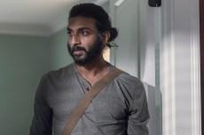 Avi Nash as Siddiq - The Walking Dead _ Season 10, Episode 7 - Photo Credit: Jace Downs/AMC