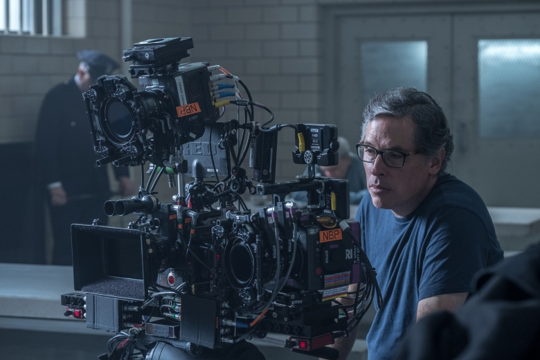 """The Irishman"" cinematographer Rodrigo Prieto"