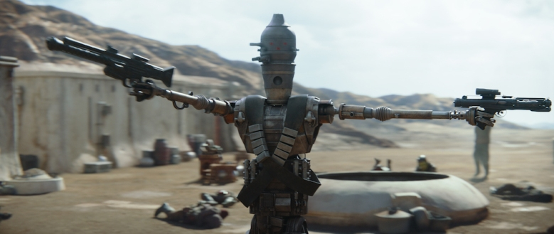 The Mandalorian Taika Waititi Disney Plus Episode 1