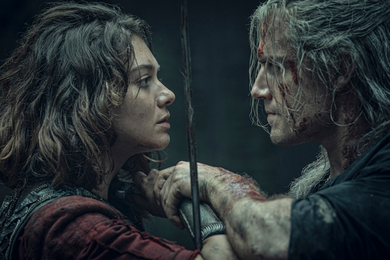 The Witcher Netflix Season 1 Henry Cavill